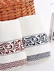 Waschtuch-100% Baumwolle-gefärbter Garn-33*74cm