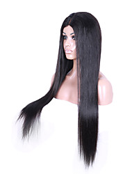 Density Lace Front Human Hair Wigs Peruvian Virgin Hair Front Lace Wigs Straight Human Hair Wigs For Black Women