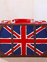 Piggy Bank Furnishing Articles British Wind Decorations