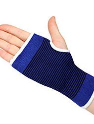 Luvas de Corrida Elástico / Macio Corrida / Ioga / Montanhismo / badminton Other Azul
