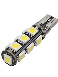20x canbus coin t10 blanc 192 168 194 W5W 9 5050 SMD LED Lampe erreur ampoule 12v gratuitement