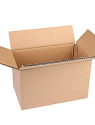 embalagem de cor marrom&envio de 10 # Cinco camada de caixas de disco embalagem um maço de oito