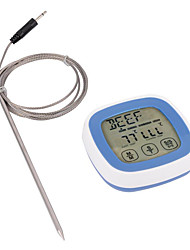 Touch Screen Kitchen Food Electronic Thermometer(Measuring Range: 0~250℃)