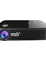 I5 DLP WXGA (1280x800) Projecteur,LED 500 Lumens Mini Portable HD Android Sans-Fil 3D DLP Projecteur