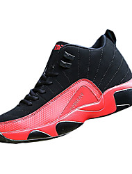 Men's Sneakers Spring / Fall Comfort Tulle Athletic Flat HeelBlue / Green / Red / White Basketball