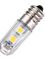 1w e14 led мини-лампочка 7 smd 5050 80-120lm теплый / холодный белый 220v 240v для холодильника холодильник с морозильной камерой (1 шт)