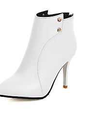 Women's Shoes Fashion Ankle Boots / Pointed Toe Boots Wedding / Office & Career / Party & Evening / Dress