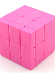 Shengshou® Smooth Speed Cube 3*3*3 / Alien Mirror / Professional Level Stress Relievers / Magic Cube / Puzzle Toy Pink Plastic