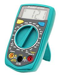 Mini Digital Multimeter Small Digital Display Multimeter (MT-1233D)