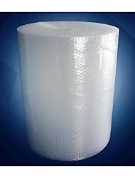 blanc papier bulle taille emballage de film à bulles en option