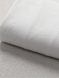 White Home Deco Fabric