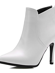 Women's Boots Spring / Fall / Winter Heels / Fashion Boots / Pointed Toe  / Dress / Casual Stiletto Heel Zipper