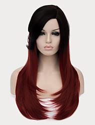 son peluca harajuku gradiente parcial, lolitawig, peluca peluca.