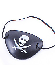 pirate de halloween party patch oeil 1