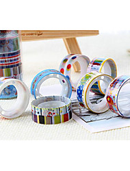 ручной поделки корейский цвет мечта супер мило мультфильм маленькая лента