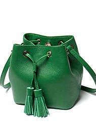 Для женщин Полиуретан На каждый день / Для отдыха на природе Ковш сумки