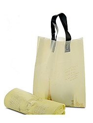 The Clothes in Plastic Bags Shopping Bag PE Thickening
