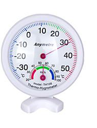 temperatura th108 anymetre y el tipo de medidor de humedad