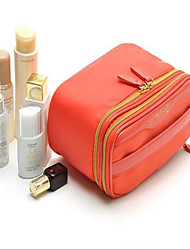 Women Nylon Casual Cosmetic Bag
