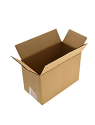 Yellow Color Other Material Packaging & Shipping Packing Boxes A Pack of Four