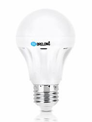 5 E26/E27 LED Kugelbirnen A60(A19) 18 SMD 2835 400 lm Warmes Weiß / Kühles Weiß Dekorativ AC 220-240 V 1 Stück