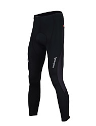 TASDAN® Cycling Pants Men's Breathable / Quick Dry / 3D Pad / Reflective Strips / Sweat-wicking Bike Pants/Trousers/Overtrousers / Tights