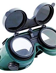 lunettes laser à double miroir de soudage électrique des lunettes de protection