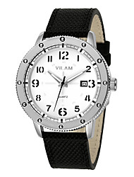 VILAM Sports Brand Watch Quartz Hour Date Clock Fashion Watches Men Military Army Military Sport