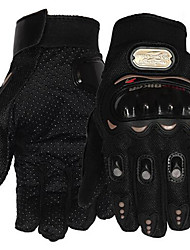 Bike Riding Gloves Full Finger Motorcycle Racing Gloves Breathable Slip Drop Resistance Strong