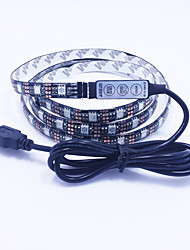 0.5M Led String Lights 60Led Holiday Decoration Lamp Festival Christmas Outdoor Lighting Flexible Car LED Light Strips