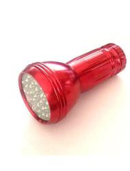 Eclairage Lampes Torches LED LED 50 Lumens 1 Mode LED AAA Urgence Camping/Randonnée/Spéléologie / Usage quotidien Alliage d'aluminium