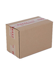 Brown Color Packaging & Shipping Hard Blank Packing Boxes A Pack of Fifteen