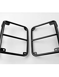 Jeep Wrangler Taillight Black Box Cover Special Decorative Accessories Modification