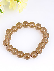 Strand Bracelets 1pc,Champagne Bracelet Fashionable Circle 514 Crystal Jewellery