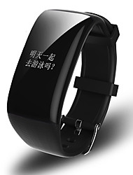 Toplux X16 Heart rate/call reminder/Sleep monitoring Smart Watch Phone Mate for iPhone IOS Samsung Android