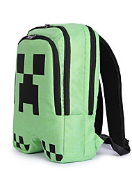 Minecrafts  Pocket Edition Online Game  Backpack Cosplay Bag