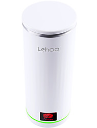 Lehoo Smart Glass with Temperature Light Display,Intelligent Drinking Reminder and Rose Lips Indication Cup