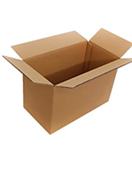 Yellow Color Other Material Packaging & Shipping Three Layer Hard Printing Packing Boxes A Pack of Seven