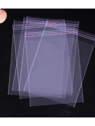 OPP Bag 30*40 Specifications Plastic Bag Packing Bag Transparent Clothing Bags Customized Self-Adhesive