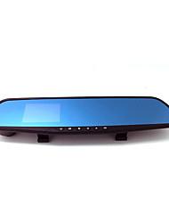 tela de 8 polegadas anti-reflexo espelho retrovisor tacógrafo único registro