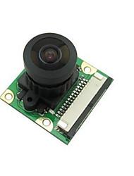 caméra pi de framboise Module 5mp grand angle 160 degrés capable de vidéo 1080p et des images fixes