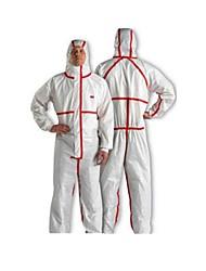 3m 4565 mers médicales combinaisons de vêtements de protection anti-virus aanti-siamoise vêtements propres (vente de code l)