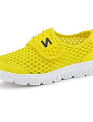 Boy's / Girl's Sneakers Summer Comfort Tulle Casual Magic Tape Yellow / Red / White / Royal Blue