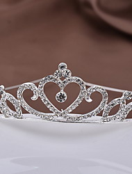 Children Crown Alloy Headbands