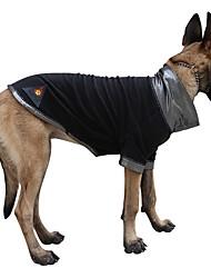 Winter Warm-Keeping Reversible Coat for Pets Dogs Large Dog Big Apparel High Quality Down Jacket Padded Coat