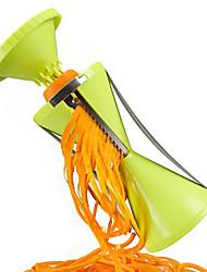 Cortadores de Frutas e Vegetais Aço Inoxidável / Plástico,