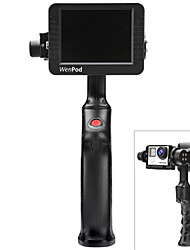 GP1+ Handheld Steady Monitor Gimbal 2-Axis Gopro Stabilizer for Gopro 3 4 Action Camera