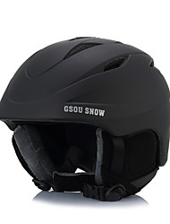 Unisex Helmet  Sports Adjustable Ajustable 3Cycling / Recreational Cycling / Snow Sports / Winter Sports / Ski
