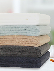 """1PC Full Cotton Hand Towel 13"""" by 33"""" Solid Multicolor Super Soft"""