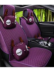 мс мультфильм автомобиль коврик сиденье четыре новых Sagitar современные языки поло Lavida четыре подушки белье